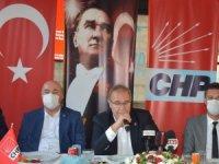 CHP Genel Başkan Yardımcısı Öztrak, Çorlu'da partilileriyle buluştu