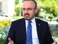 AK Parti Grup Başkanvekili Bülent Turan bal üreticileriyle bir araya geldi