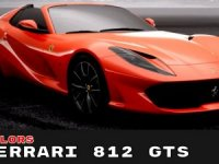 Ferrari 812 GTS'i satın almak için şimdiden uzun bir bekleme listesi oluştu.