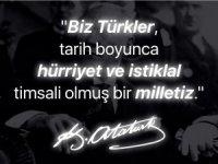 Türk milleti ve Türkiye'nin çocukları, bunu bir an akıldan çıkarmamalıdır.