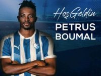 BB Erzurumspor, Petrus Boumal'i kadrosuna kattı