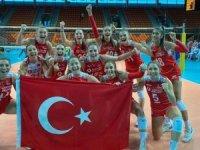 Voleybol: 19 Yaş Altı Genç Kızlar Avrupa Şampiyonası