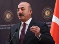 Bakan Çavuşoğlu'ndan Yunanistan'a çağrı