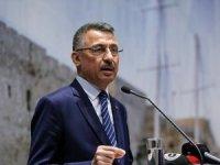 Cumhurbaşkanı Yardımcısı Oktay'dan ABD'nin Kıbrıs Rum Kesimi'ne yönelik silah ambargosunu kaldırmasına tepki: