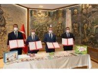 Şahinbey belediyesinden anaokullarına 345 bin kitap