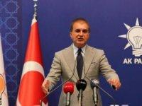 """AK Parti Sözcüsü Çelik: """"ABD'nin Kıbrıs Rum Yönetimi'ne yönelik silah ambargosunu kaldırması yanlış bir karardır"""""""