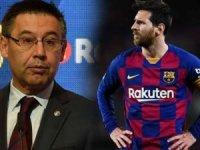 Messi'nin 700 milyon EURO bir bonservis ücreti karşılığında transfer olacağını bildirdi.