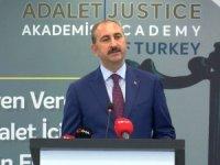 Bakan Gül: İnsan Hakları Eylem Planı, standartları yükseltmek için yol haritası olacak