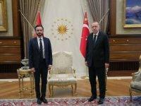 Cumhurbaşkanı Erdoğan, AİHM Başkanı Spano'yu kabul etti