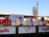 TFF 1. Lig takımlarından Boluspor, Beypiliç ile isim sponsorluk anlaşması sağladı.