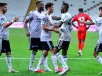 Beşiktaş, üçüncülük maçında Fraport TAV Antalyaspor'u 3-0 mağlup etti.