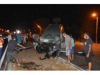 Ortaca'da trafik kazası; 2 ölü