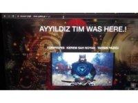 Türk hackerlar Yunanistan Çevre ve Enerji Bakanlığının sitesini hackledi