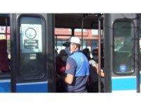 Kırıkkale Valiliği duyurdu: Ayakta yolcu taşıma yasaklandı