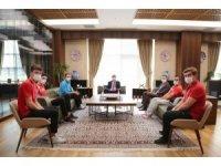 U20 Türkiye Şampiyonası'ndan madalya ile döndüler