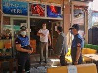 Kırıkkale Belediyesinden Covid-19 denetimi