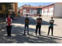 Karaman'da bedensel engelli sporcuların üniversite hayali gerçek oldu