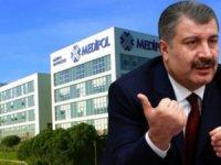 Murat Emir; Tedarik sıkıntısı yaşanan Coronavirus ilaçları Sağlık Bakanı'nın hastanesinde.