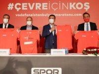İmamoğlu; İstanbul Yarı Maratonu için ,Hepinizi, iyilik peşinde koşmaya davet ediyoruz.