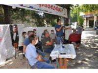 """Milas'ta üreticilere yönelik toplantı düzenlendi"""""""