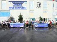 Avrupa Hareketlilik Haftası kapsamında ilçemizde pedal çevirdim. Herkesi harekete davet ediyorum