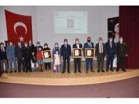 Sinop'ta şehit yakınları ve gazilere devlet övünç madalyası