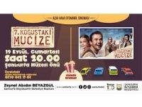 Şanlıurfa'da arabada sinema etkinliği devam ediyor