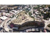 Bitlis Kalesi'nde Bizans ve Osmanlı dönemine ait bulgular bulundu