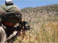 Pençe-Kaplan operasyonunda 2 asker şehit oldu, 1 asker yaralandı