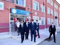 Çorum'daki okullar yüz yüze eğitime hazır