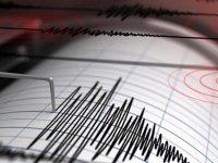 Malatya Hekimhan'da korkutan deprem