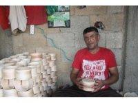 Pekmez üreticilerinin vazgeçemediği külek sadece Kilis'te üretiliyor