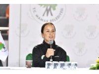 Mamak Belediyesi, milli tekvandocuları renklerine bağladı