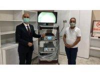 Dumlupınar Teknokent'ten Türkiye'nin ilk yerli laparoskopi cihazı