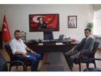 """Başkan Demirci: """"Kaymakamımızla el ele verip halkımız için çalışacağız"""""""