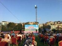 Kağıthane Hasbahçe Stadı yenilendi