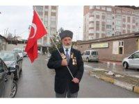 Türk bayrağını yanından ayırmazdı, vefatı herkesi üzdü
