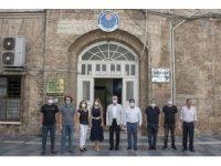 MGC'den Duygu Canova ve Bedrettin Gündeş'e hayırlı olsun ziyareti