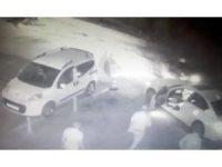 Fatih Karagümrük Spor Kulübü'nün eski başkanına saldırı kamerada