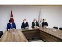 İl Başkanı Karabıyık, Genişletilmiş İl Başkanları toplantısına katıldı