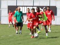 Sivasspor, Erzurum maçına iddialı hazırlanıyor