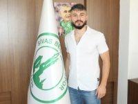 Sivas Belediyespor, Hurşit Taşçı'yı transfer etti