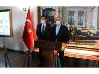 Bakan Karaismailoğlu, Bolu'da incelemelerde bulundu