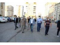 """Başkan Palancıoğlu, """"Mahallelerimizin ihtiyaçlarını hassasiyetle gideriyoruz"""""""