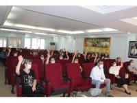Alaşehir Kadın Kooperatifi Genel Kurulu yapıldı