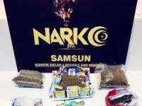İstanbul'dan Samsun'a uyuşturucu sevkiyatı polise takıldı: 5 gözaltı