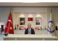 Başkan Tahmazoğlu şehit ve gaziler gününü kutladı