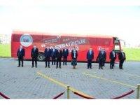Ahilik Haftası kapanış programı Ticaret Bakanı Pekcan'ın katılımı ile yapıldı