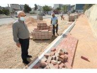 Gebze'de asfalt çalışmaları hızlandı