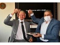 Almanya Gıda Tarım Müsteşarı Dr. Peter Bohlen'den KTB'ye ziyaret